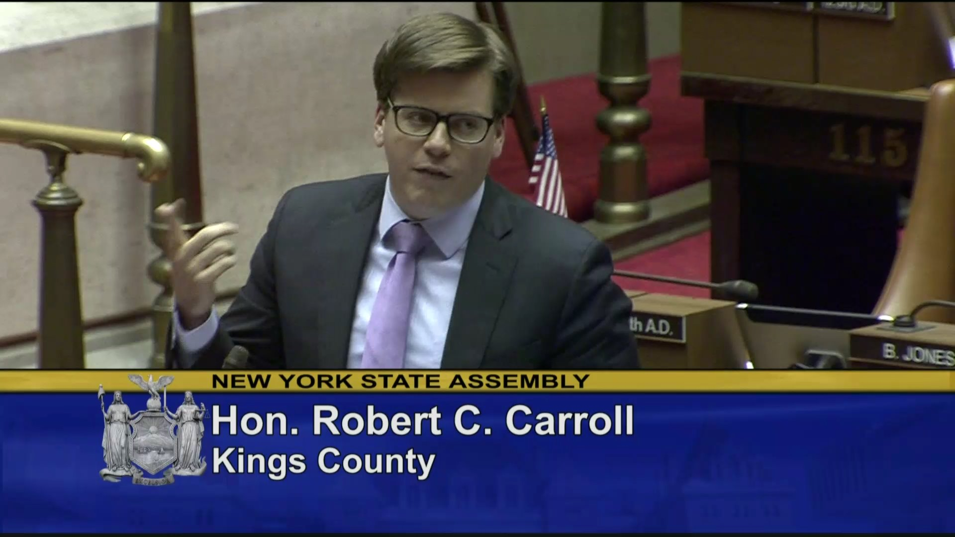 Carroll On Early Voting
