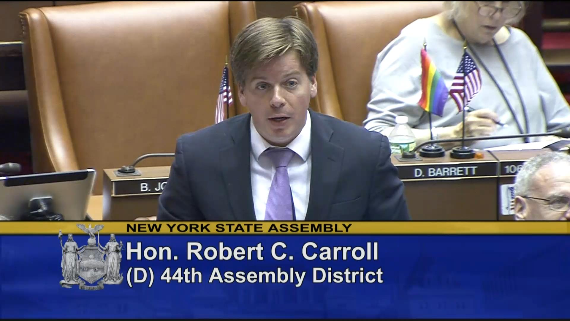 Carroll Passes Energy Storage Systems and Renewable Energy Bill