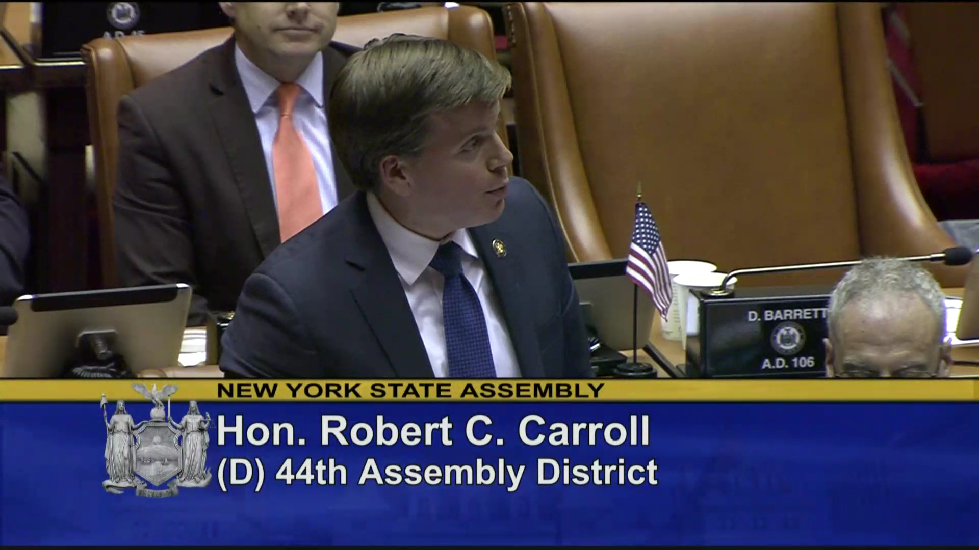 Carroll Works to Improve Access to Voting