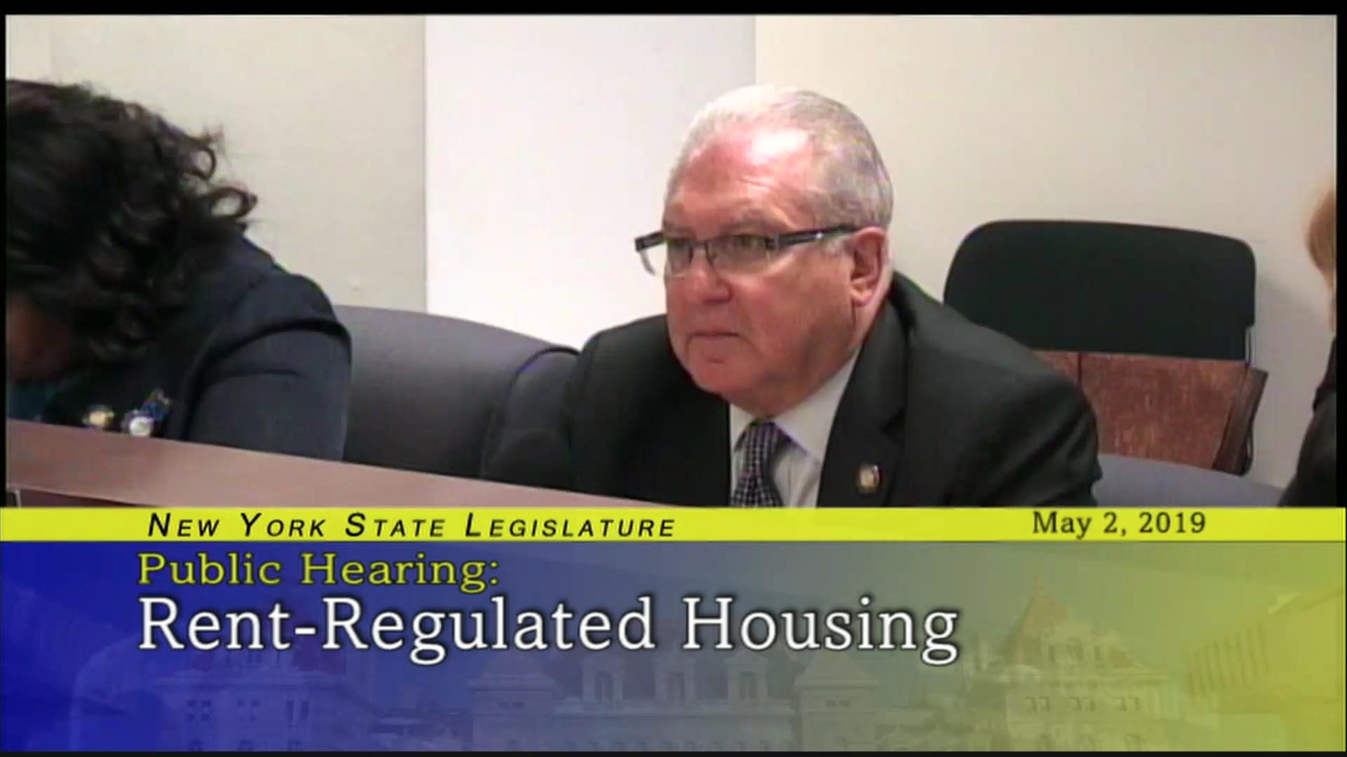 Cymbrowitz Speaks on the Rent Guidelines Board