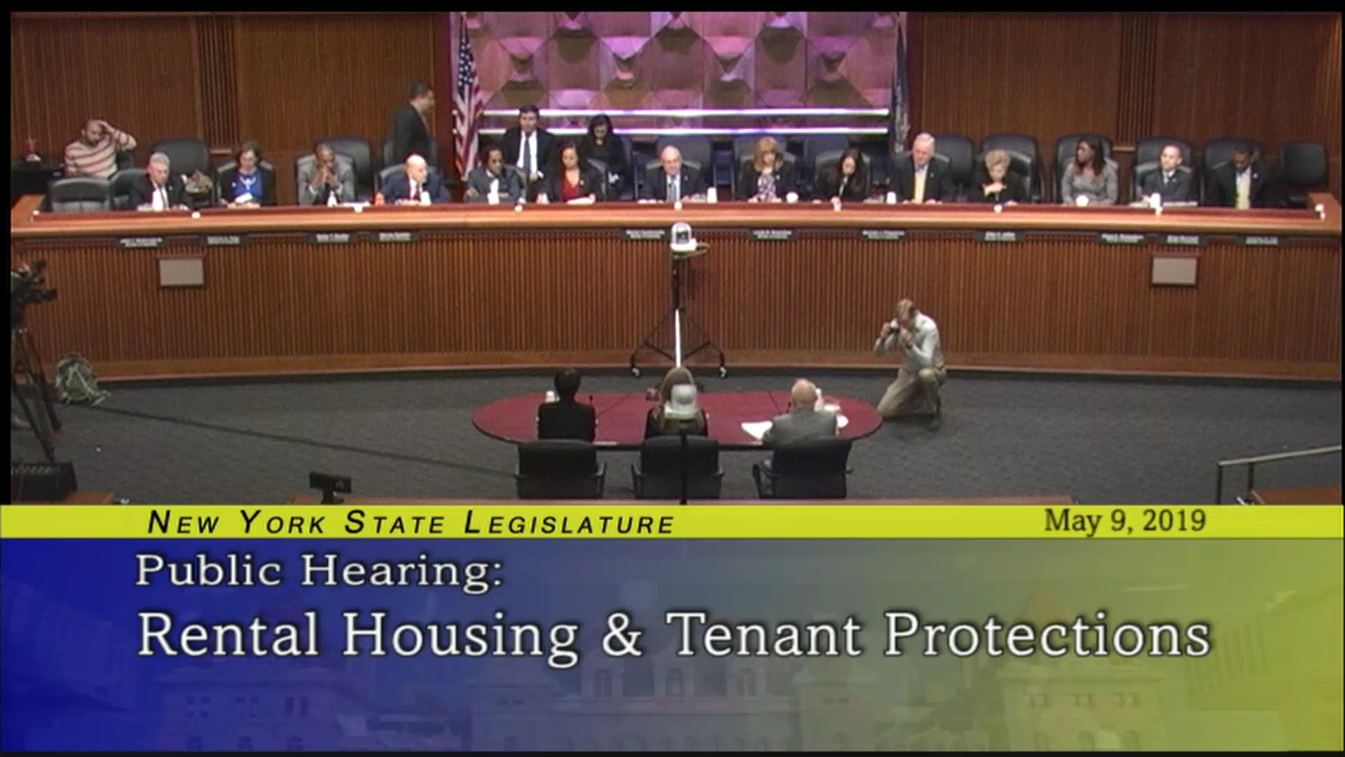 Cymbrowitz Discusses Housing Court and Tenant Protections