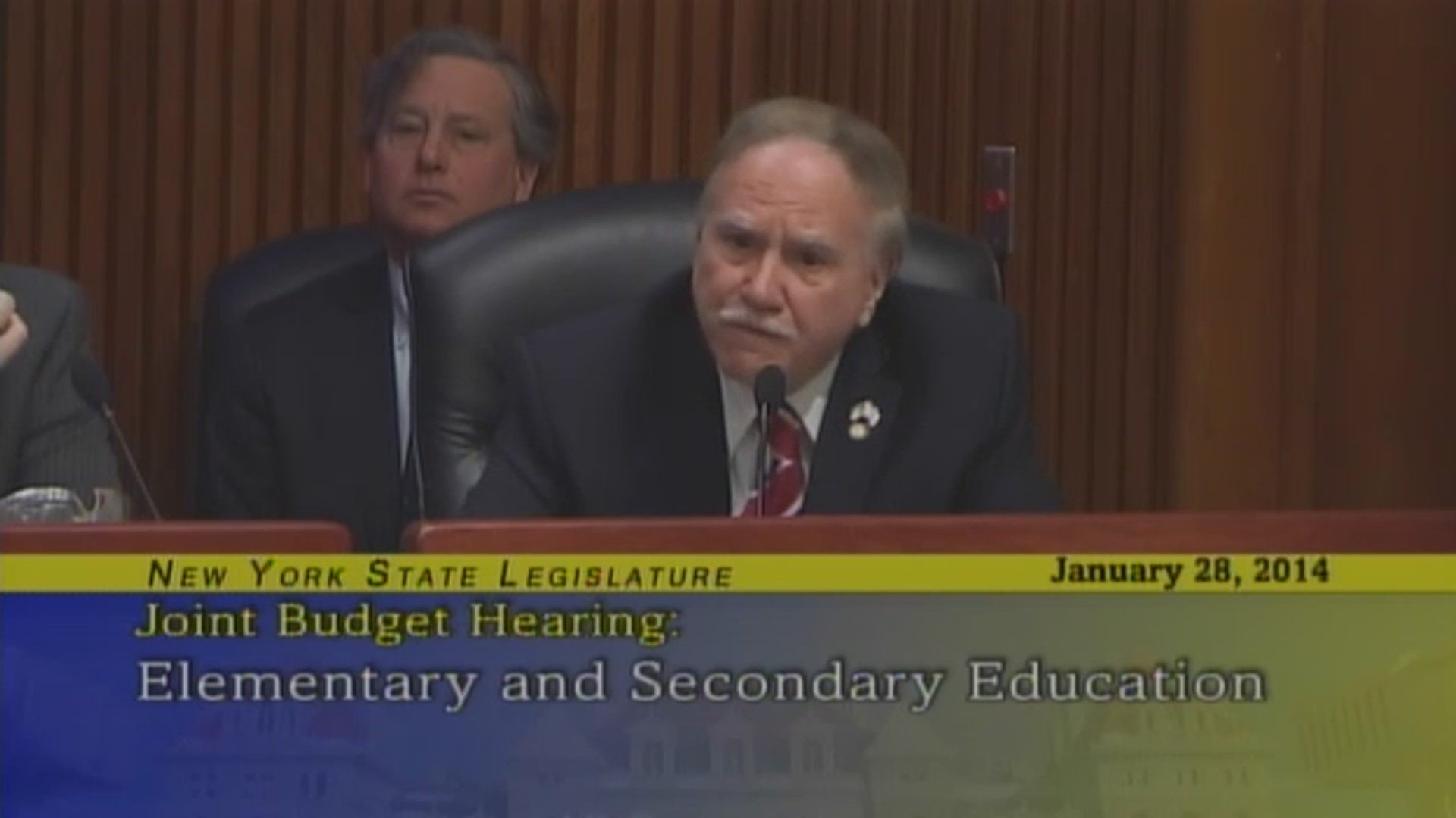 Education Budget Hearing