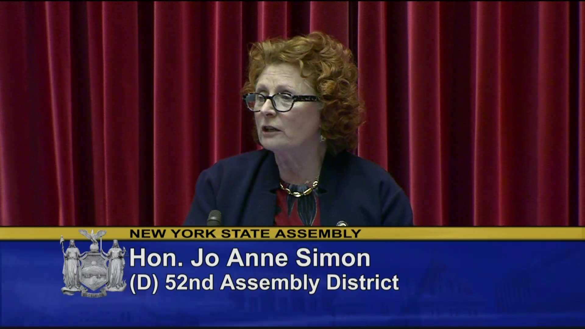 Assemblywoman Simon Passes Bill to Close the LLC Loophole