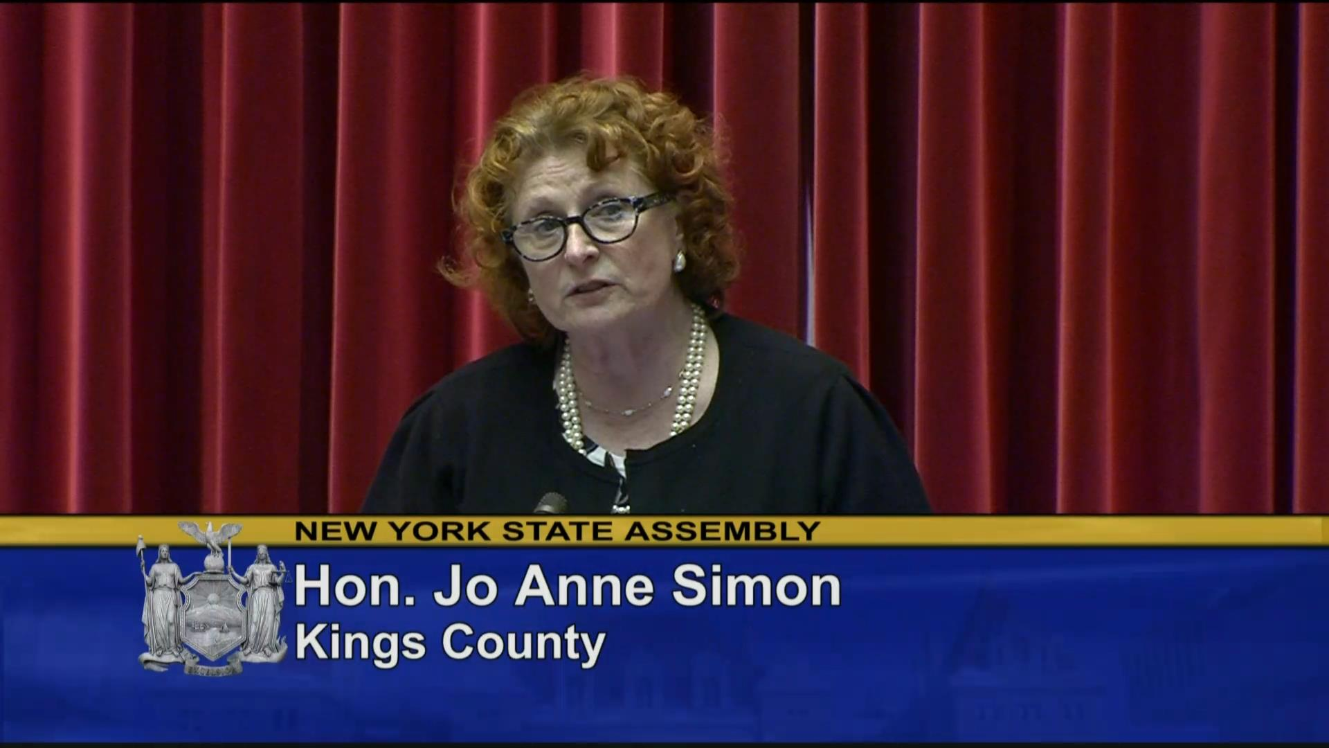 Assemblymember Simon on the Child Victims Act
