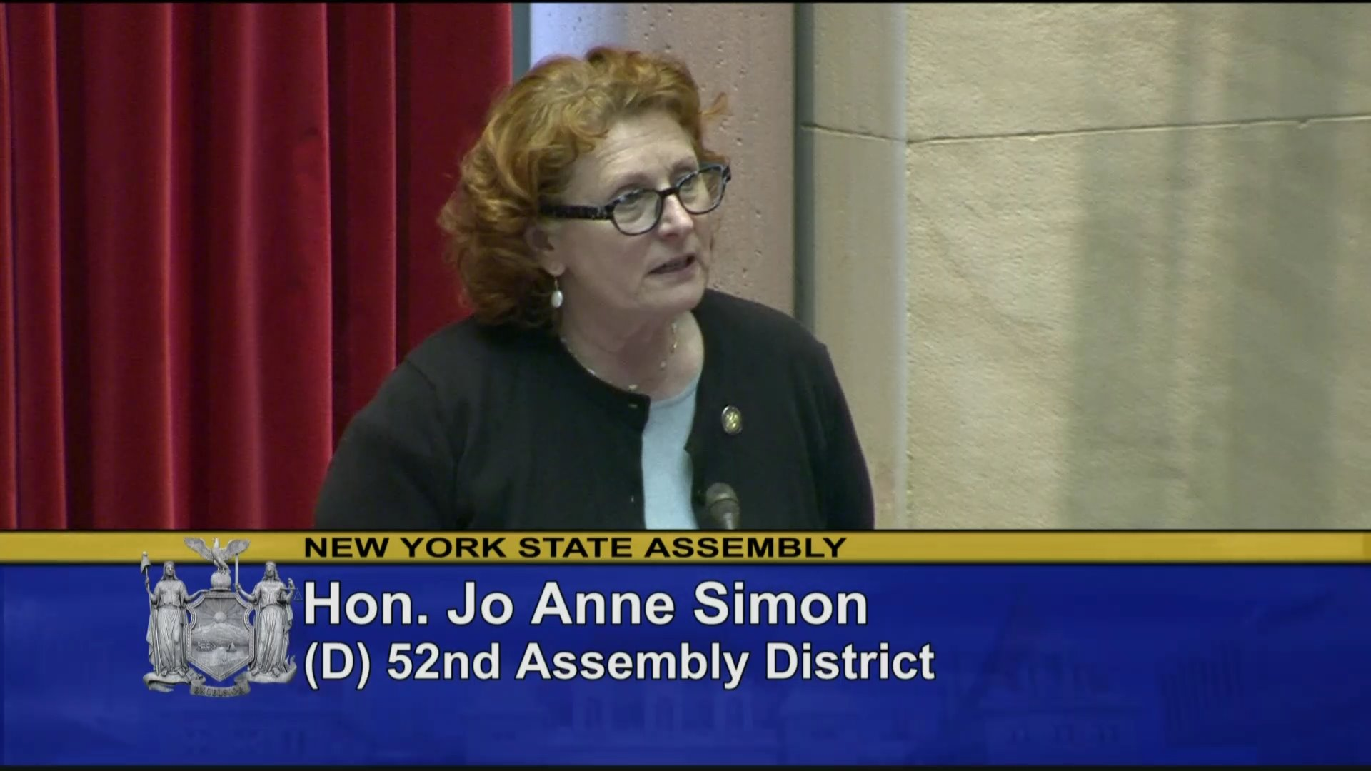Simon Works to Reform NYS School Testing System