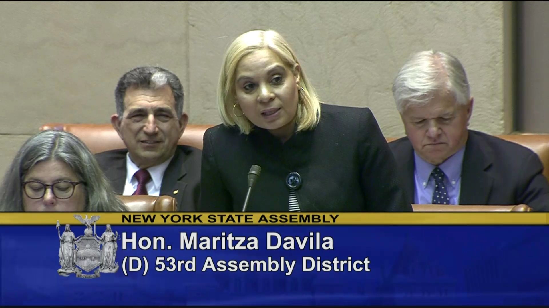 Assemblyman Davila Fights for Rent Stabilization