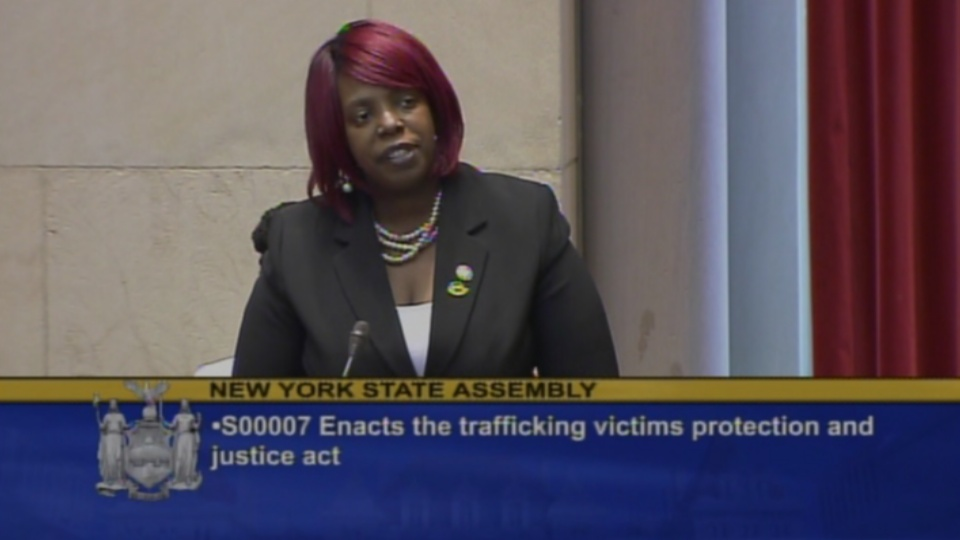 Human Trafficking Legislation