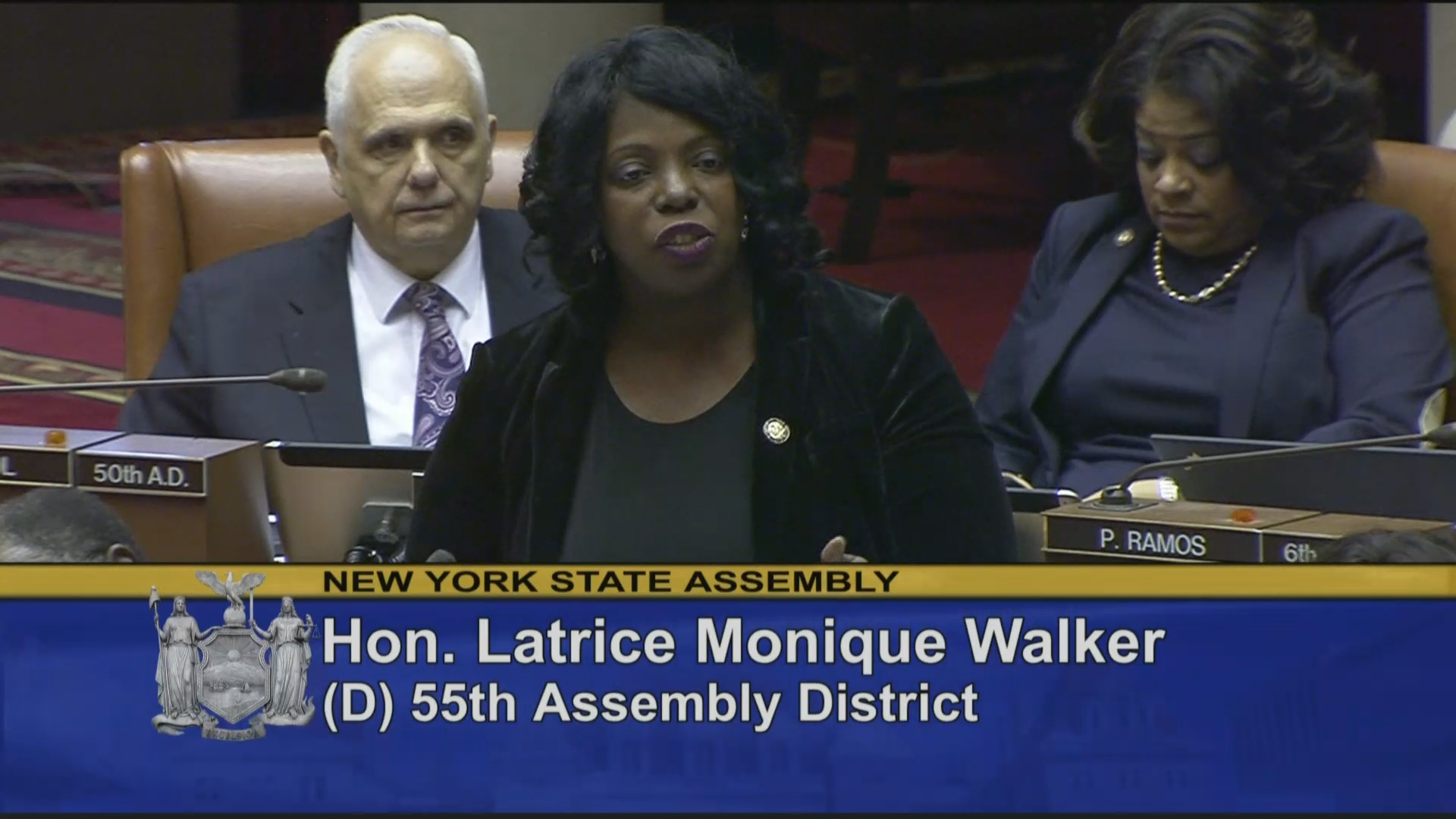 Assemblywoman Walker Fights for Updates to NYCHA Buildings