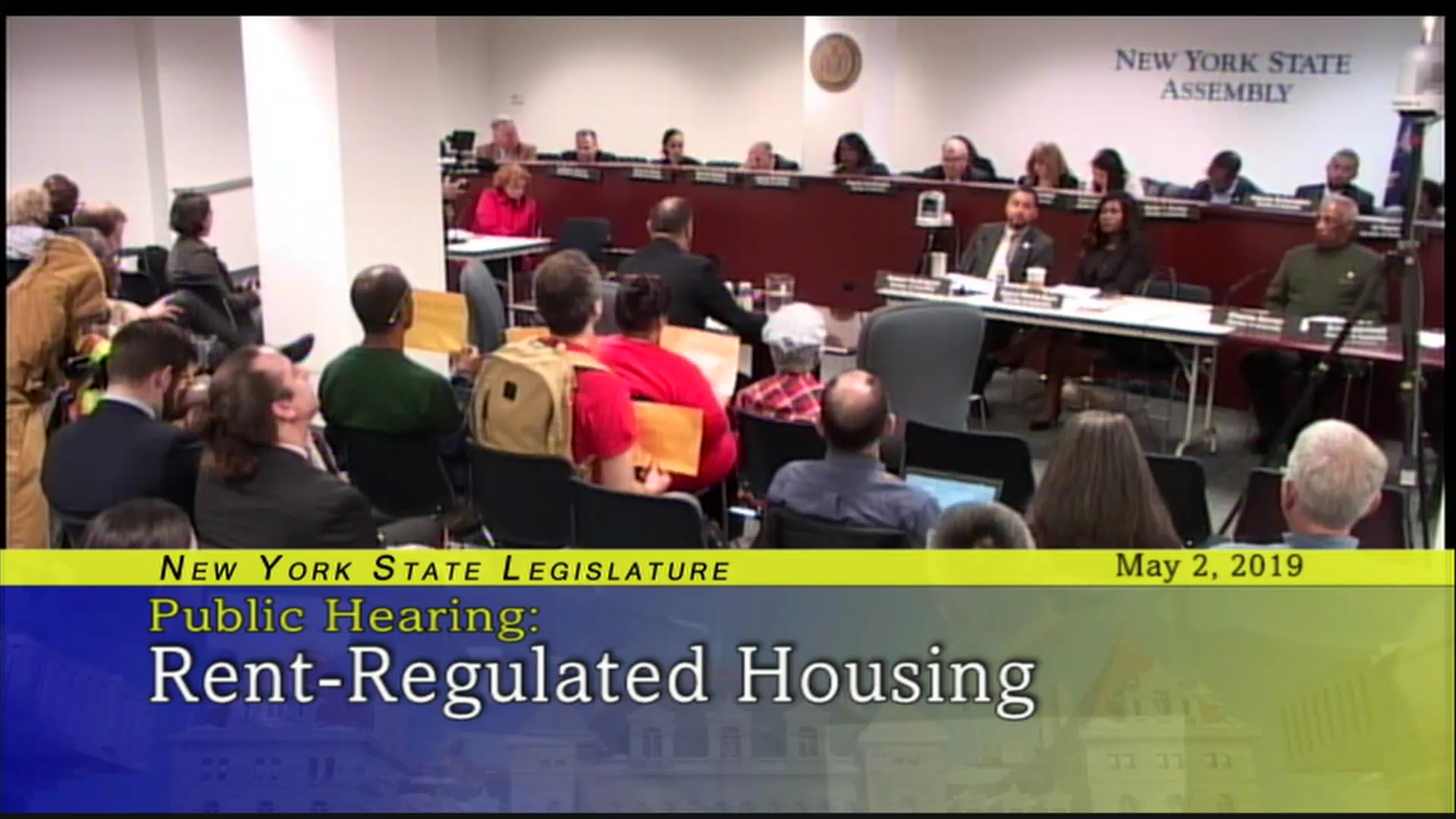 Assemblymember Walker Questions Landlords Taking Advantage Of Laws