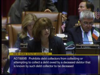 Fighting Exploitive Debt Collection