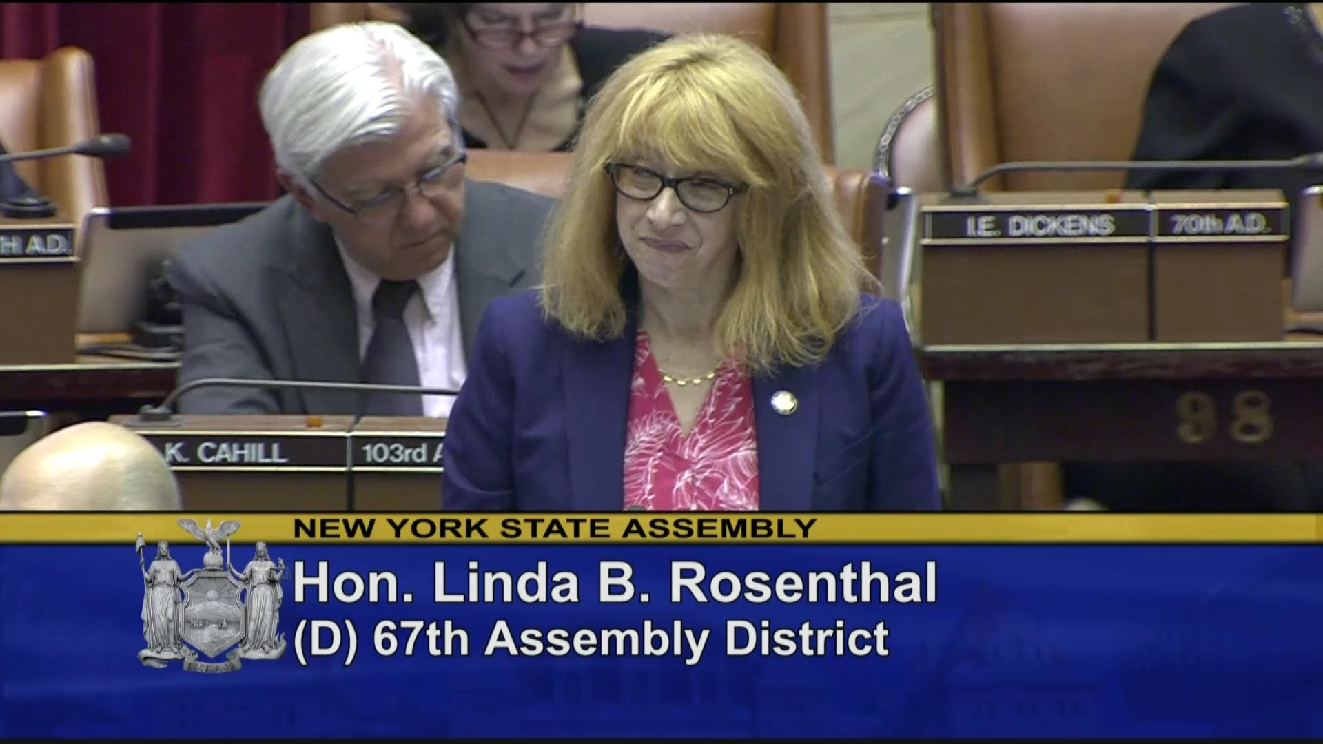 GENDA Legislation Passes the Assembly