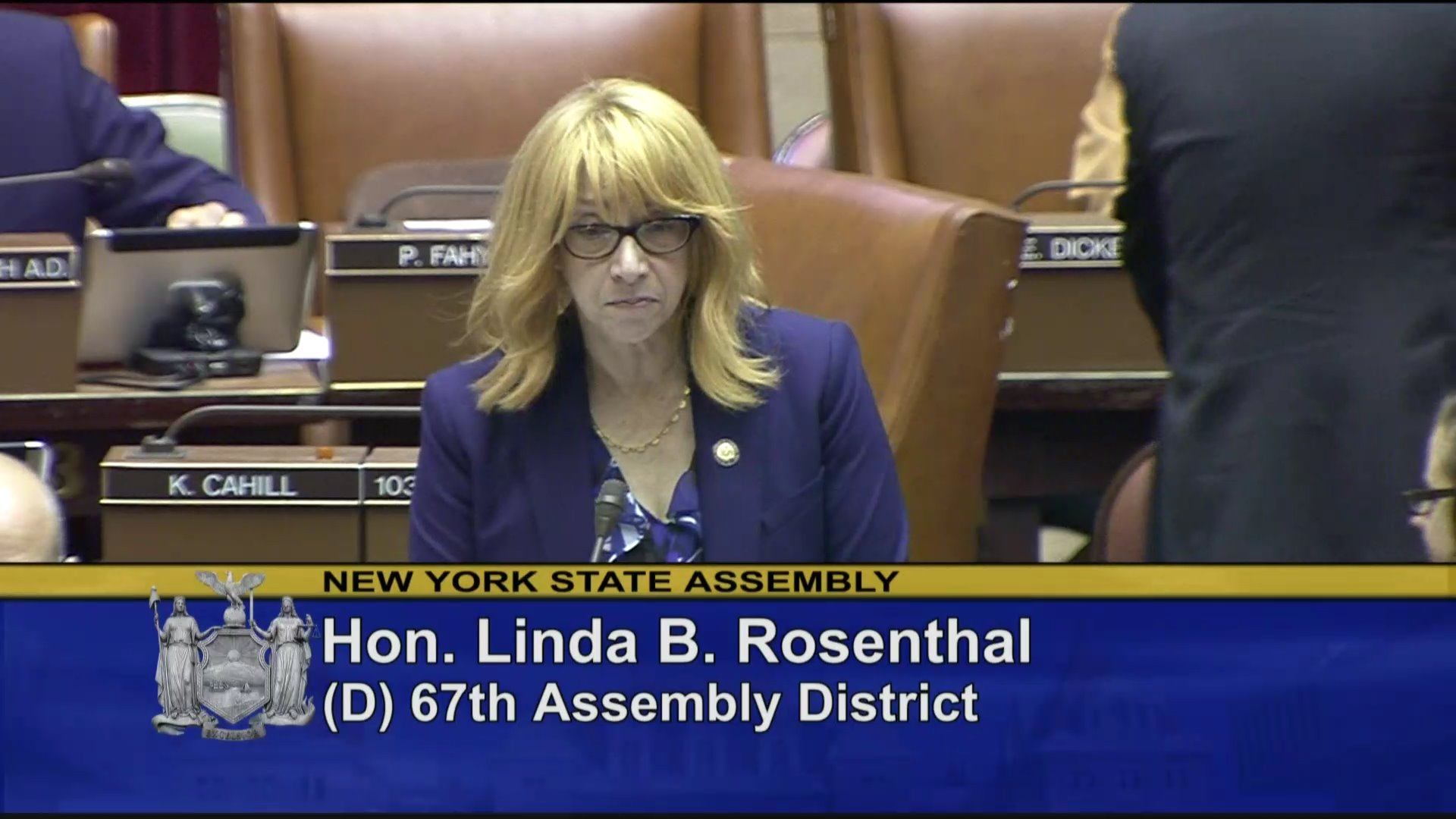 Assemblymember Rosenthal Fights for Tenants Rights