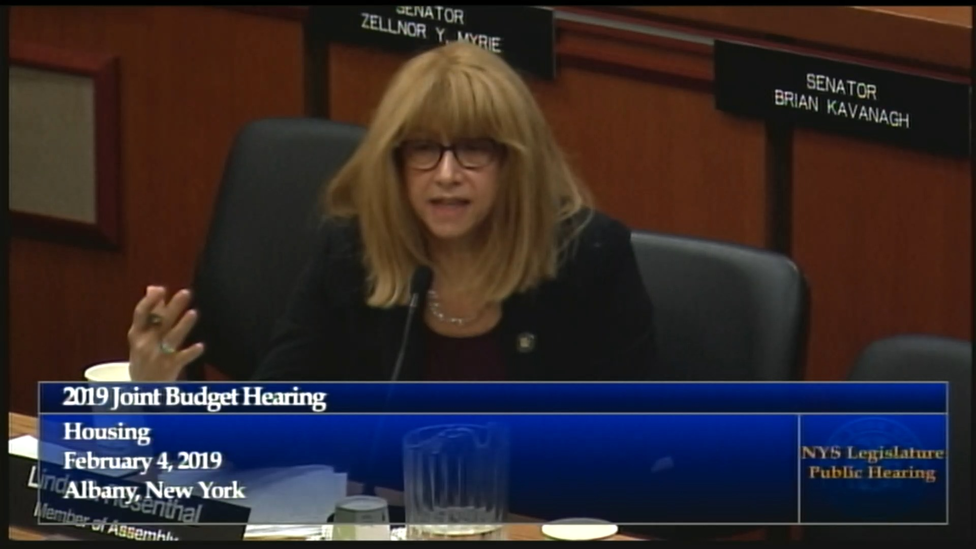 Assemblymember Rosenthal Stands Up Against the Tenant Blacklists
