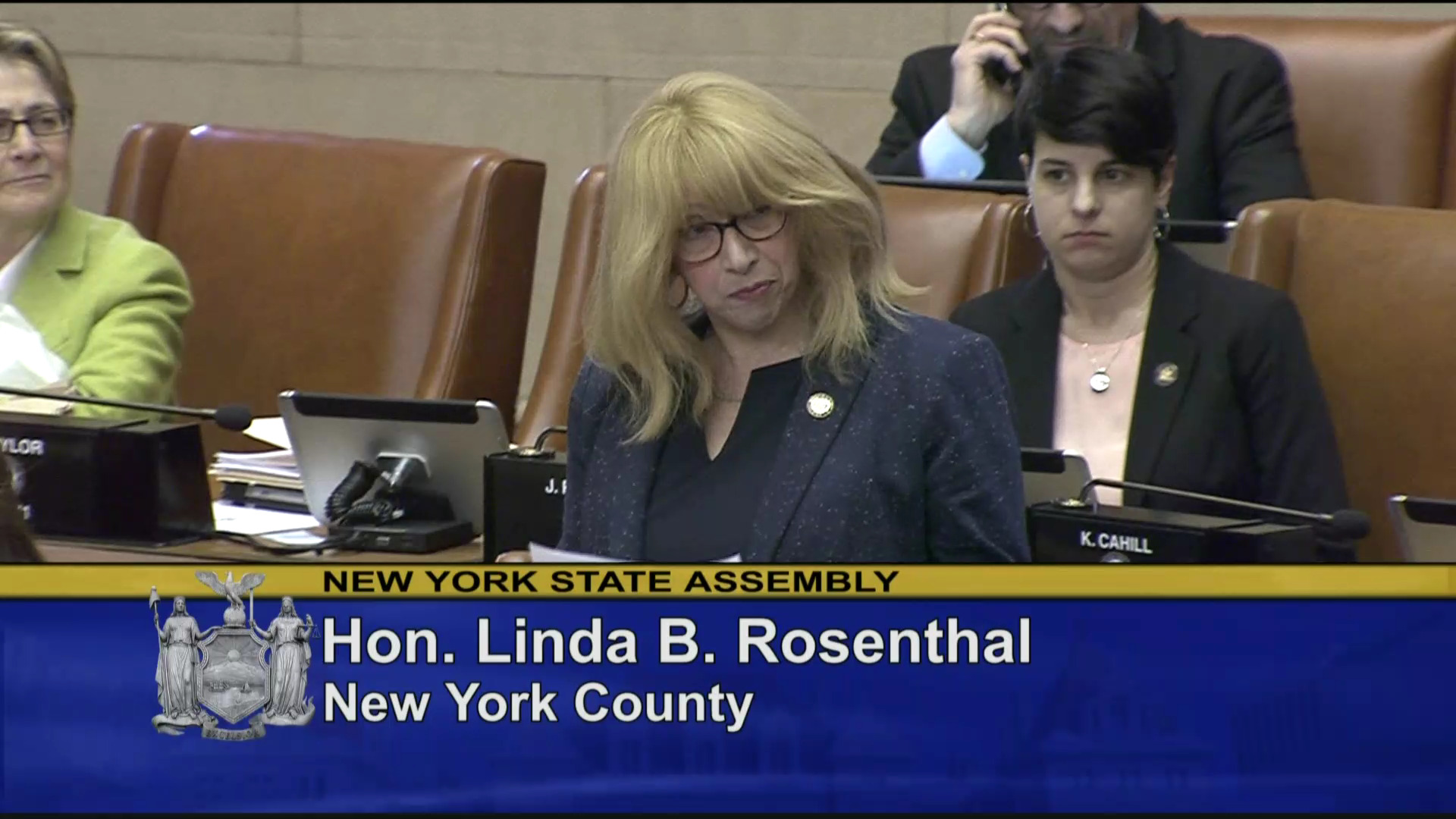 Rosenthal Recognizes World Lymphedema Day