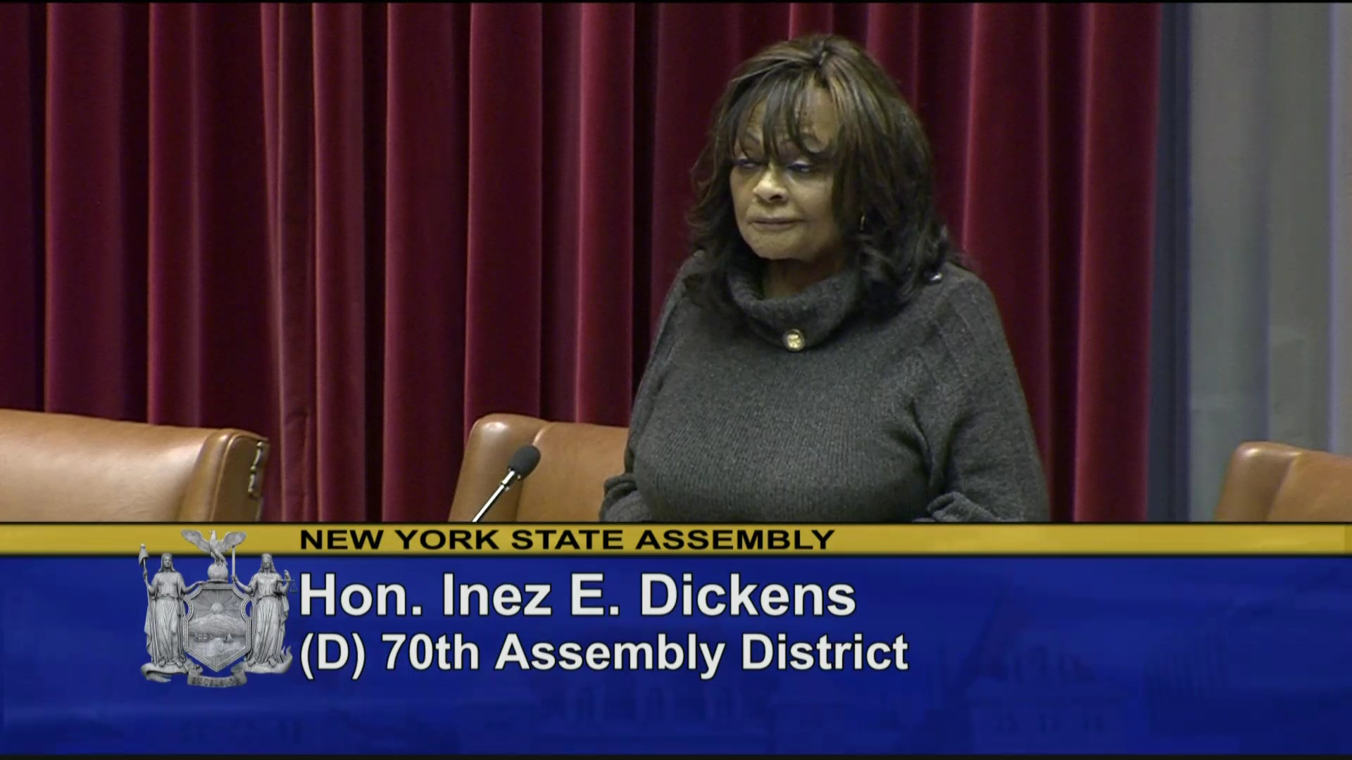 Dickens Speaks in Support of DREAM Act
