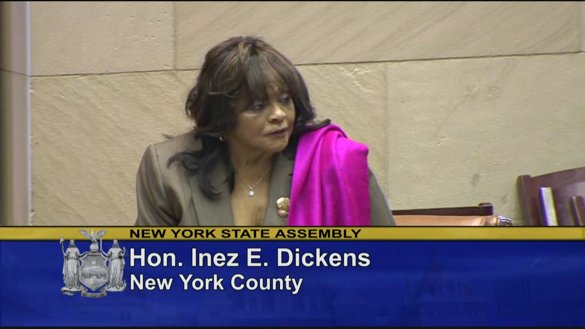 New York State Assembly | Inez E  Dickens