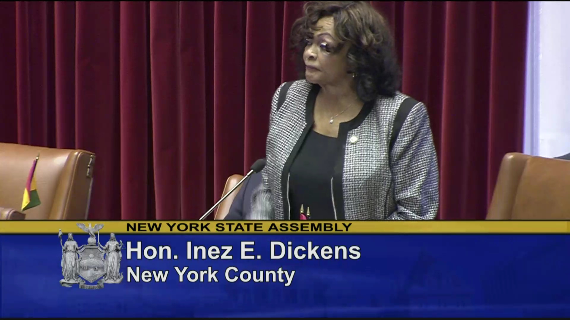 Dickens Fights For Equal Rights For Minority and Women Owned Business Enterprises Program