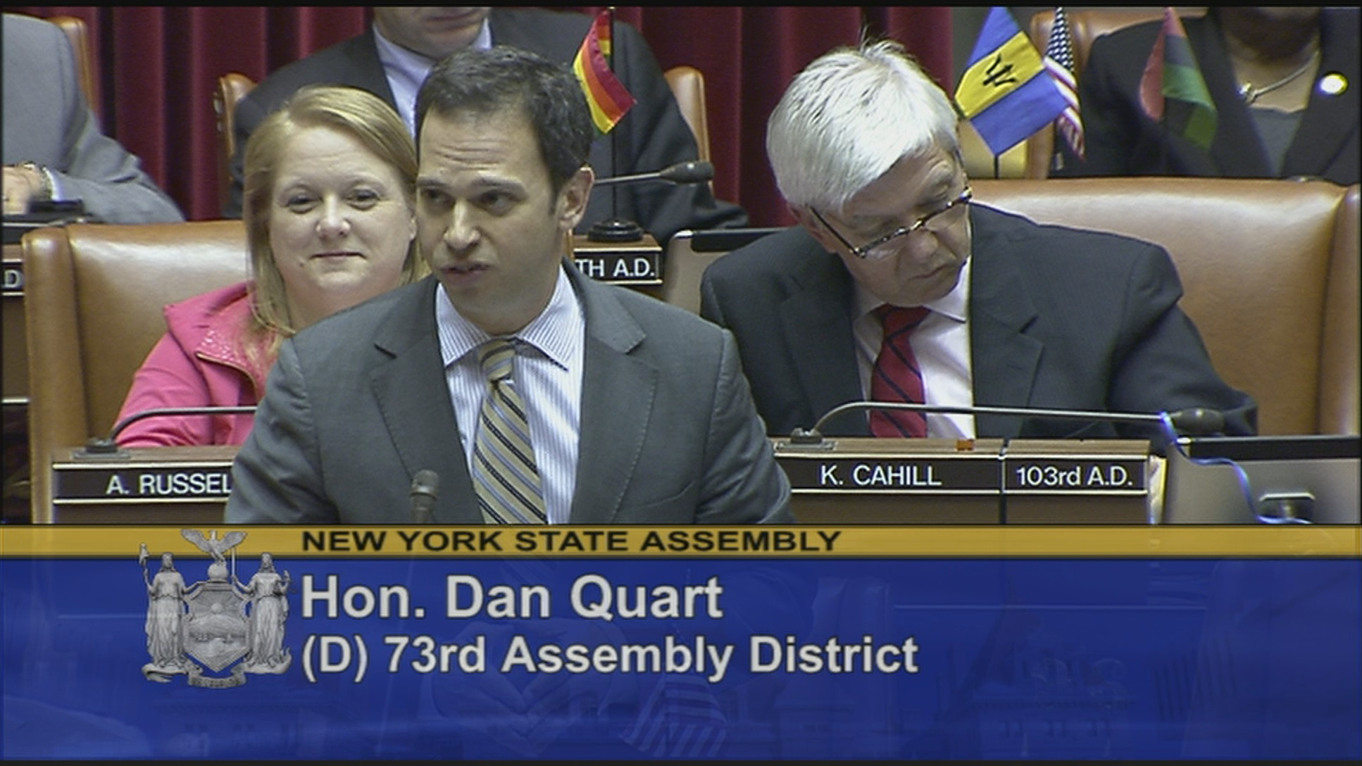 Assemblymember Quart Supports Capitol Allocation for Second Ave. Subway Construction