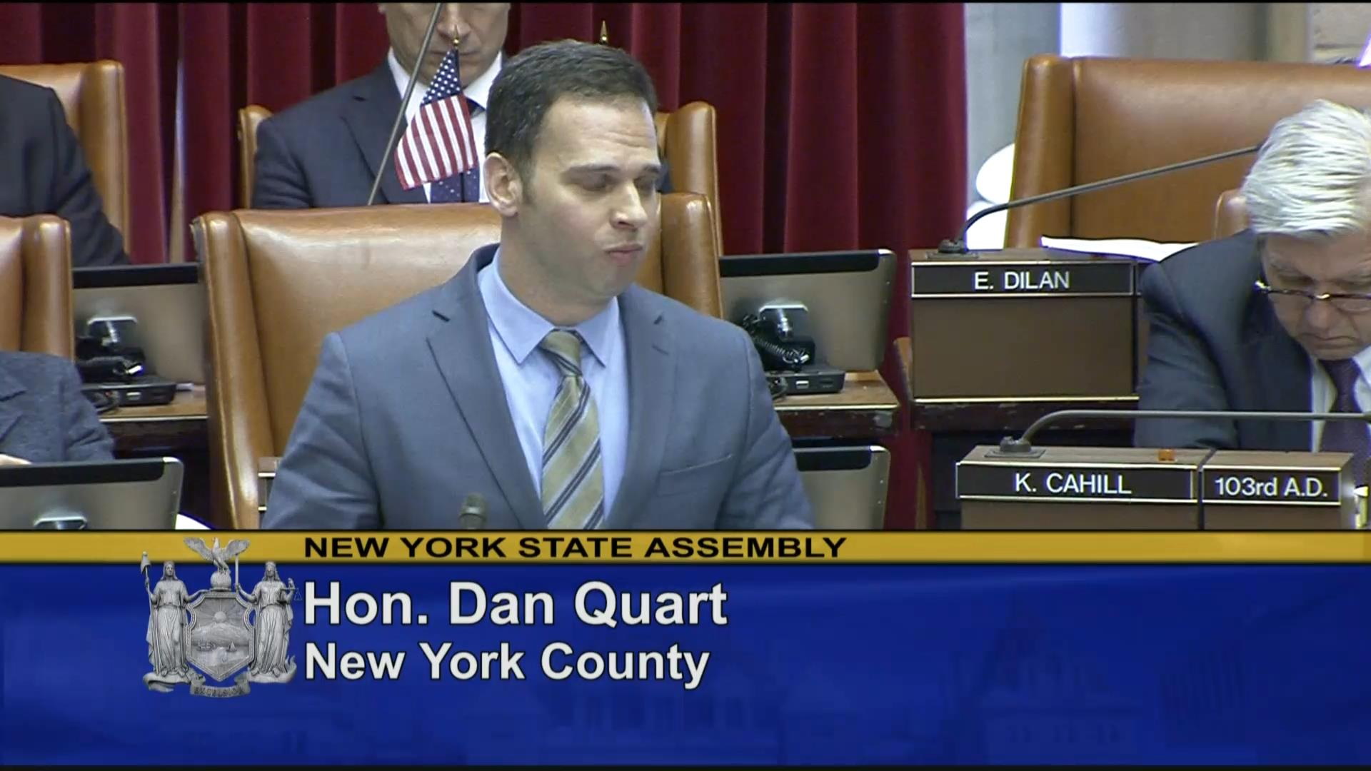 Quart Argues Against Expansive Transportation Inspector General Powers