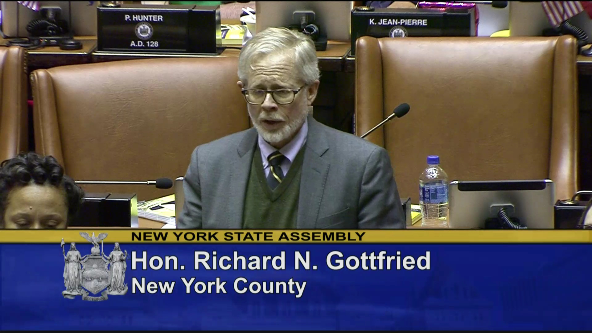 Gottfried In Support Of The Reproductive Health Act