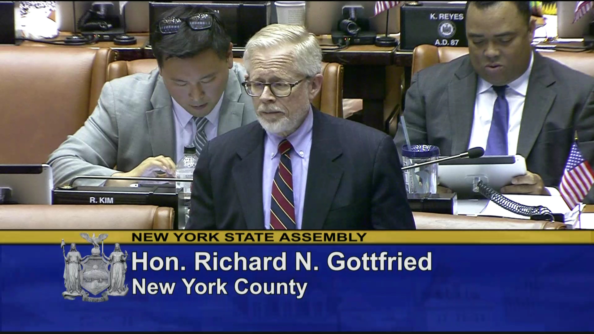 Gottfried: Nursing Home Requests Must Be Expedited After Hospital Admission