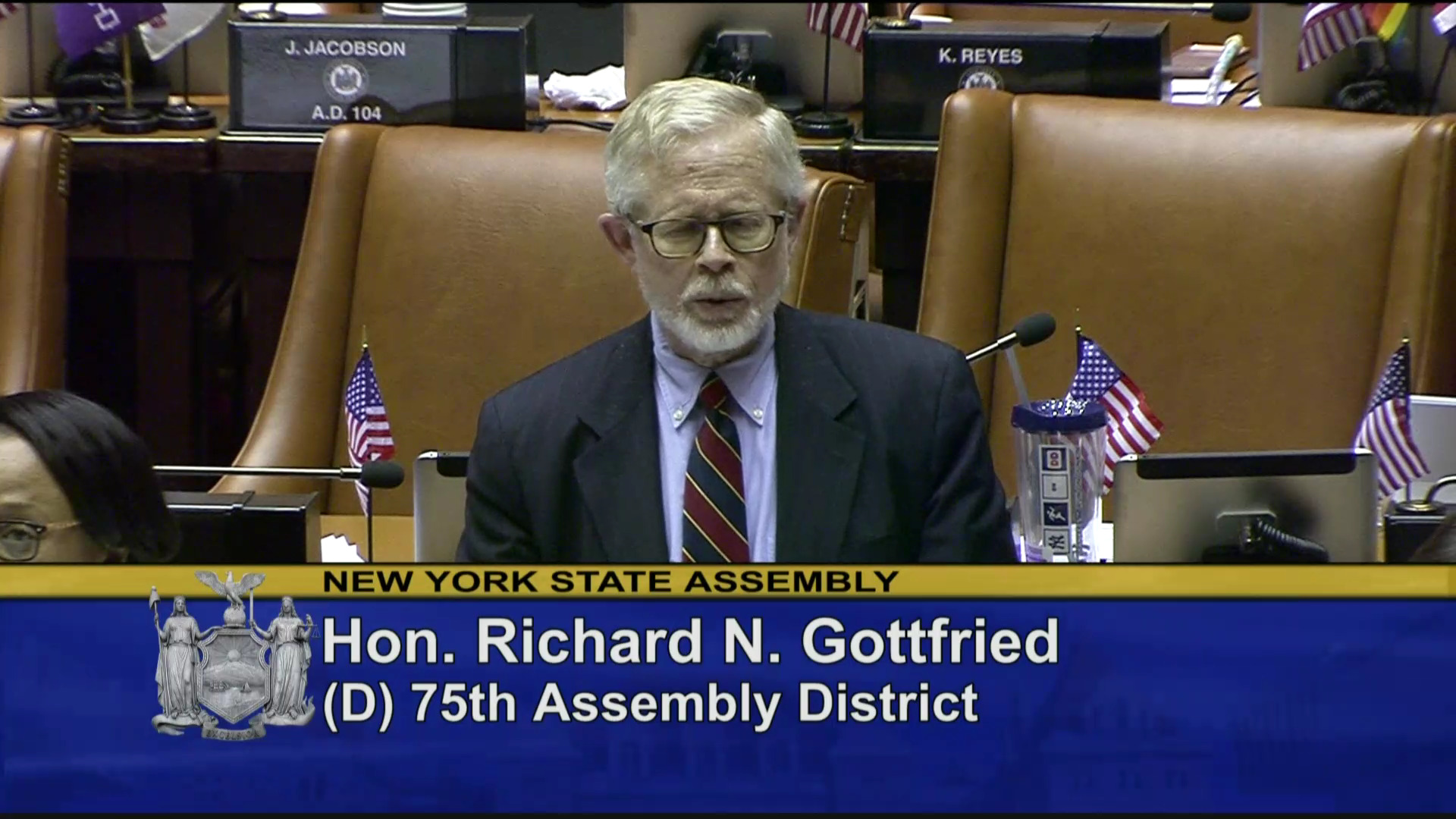 Gottfried Says Pier 40 Bill is Inadequate