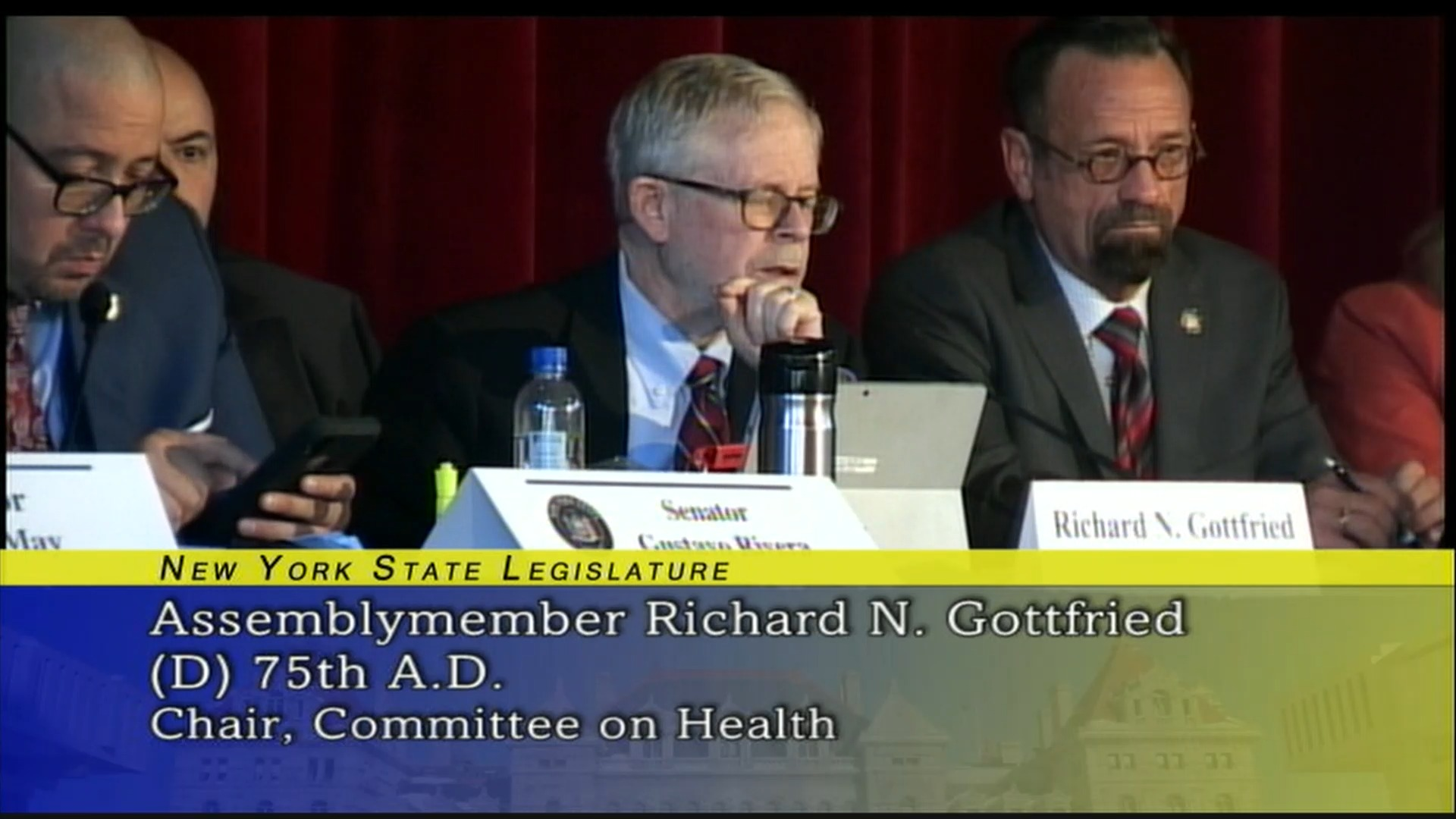 Discussion on the NY Health Act