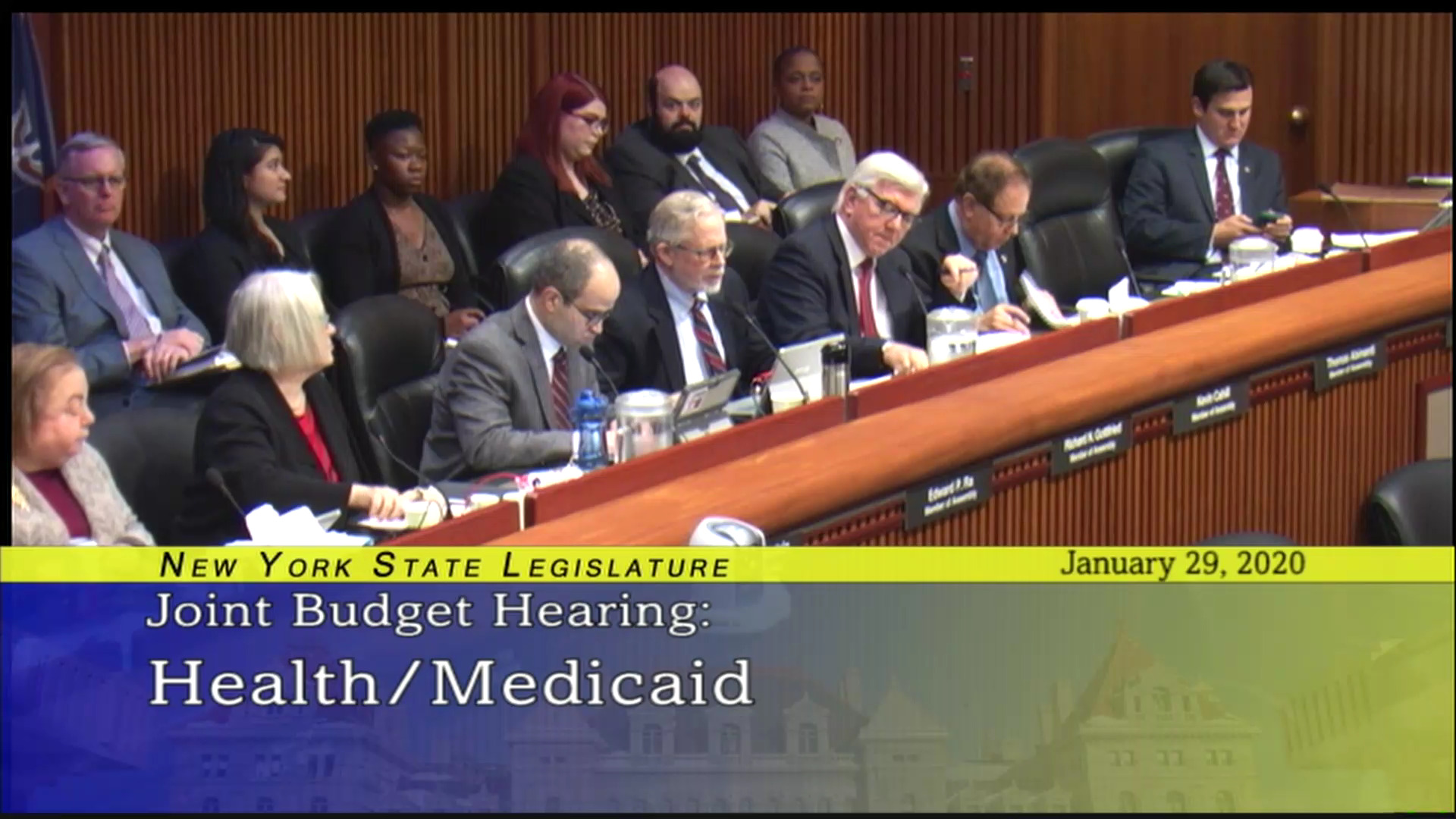 2020 Joint Budget Hearing on Health (3)