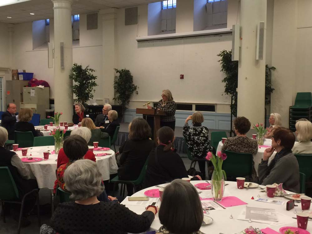 Feb 11, 2017 – Seawright Discusses Women in Politics at the Angie Henry Utt Lecture. Members of the community asked questions as Assembly Member Seawright spoke about women's issues at the Unitarian Church of All Souls.<br />