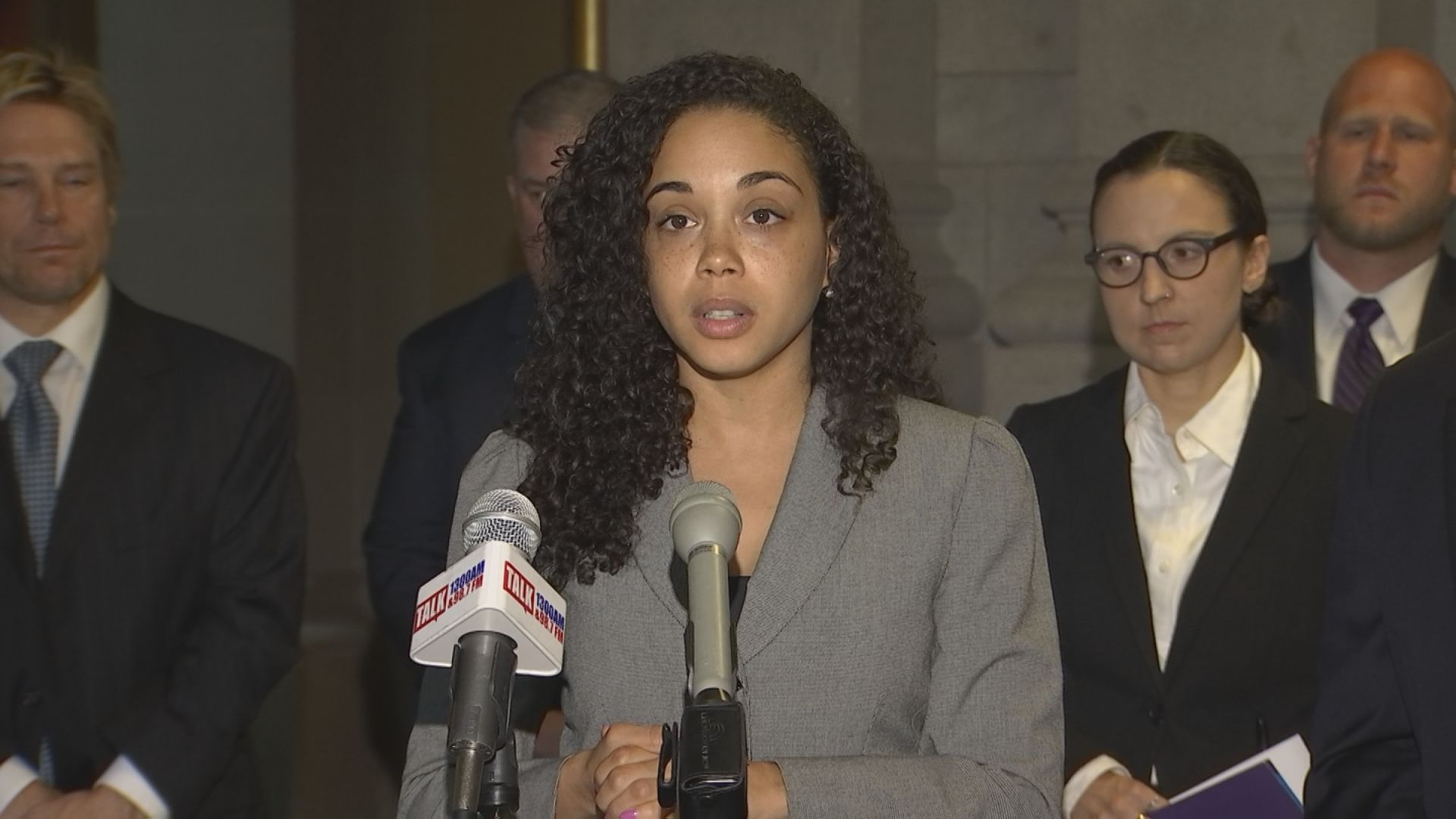 Joyner Speaks About Physicians Protection Act