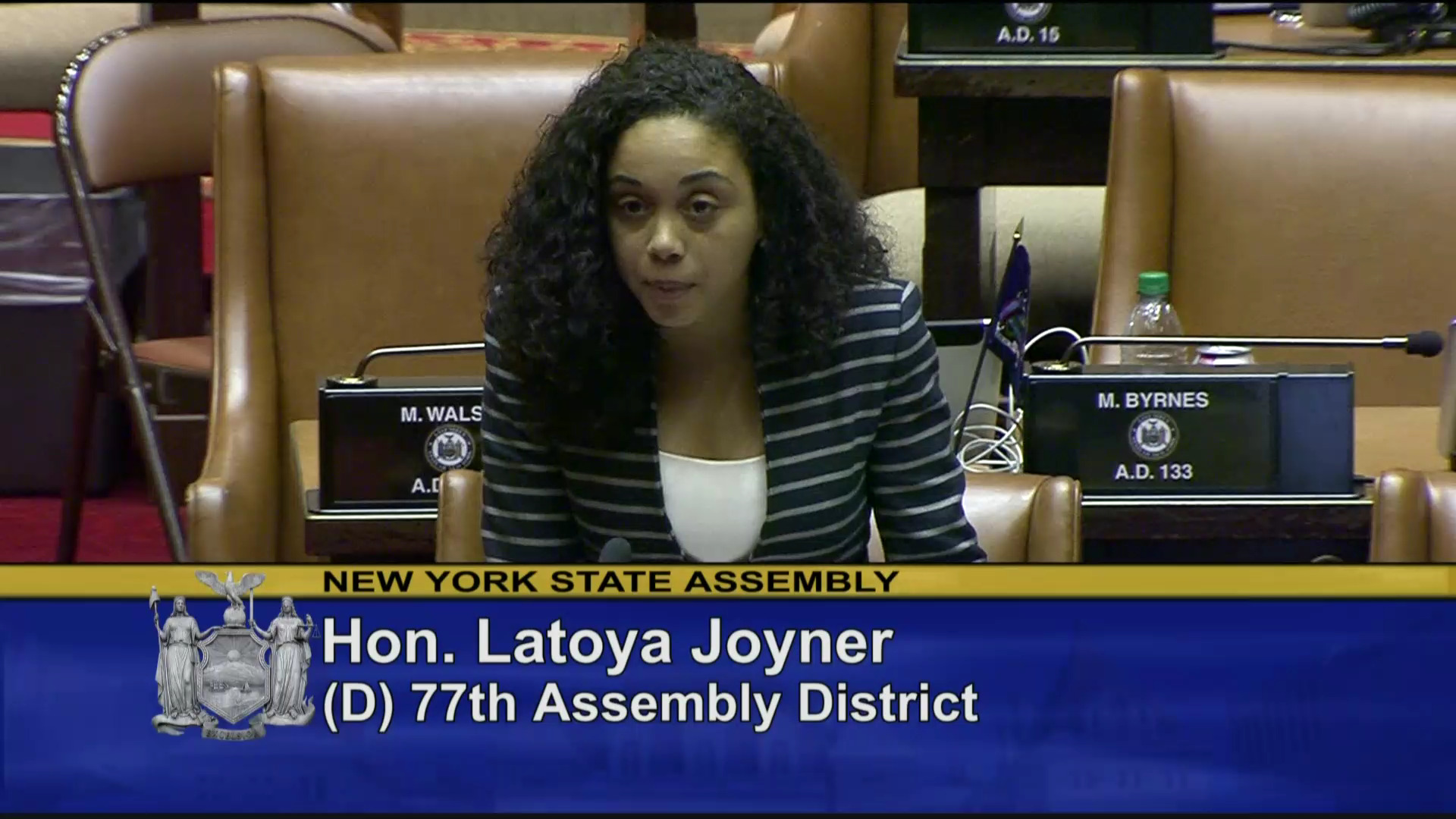 Assemblymember Joyner Fights for the DREAM Act