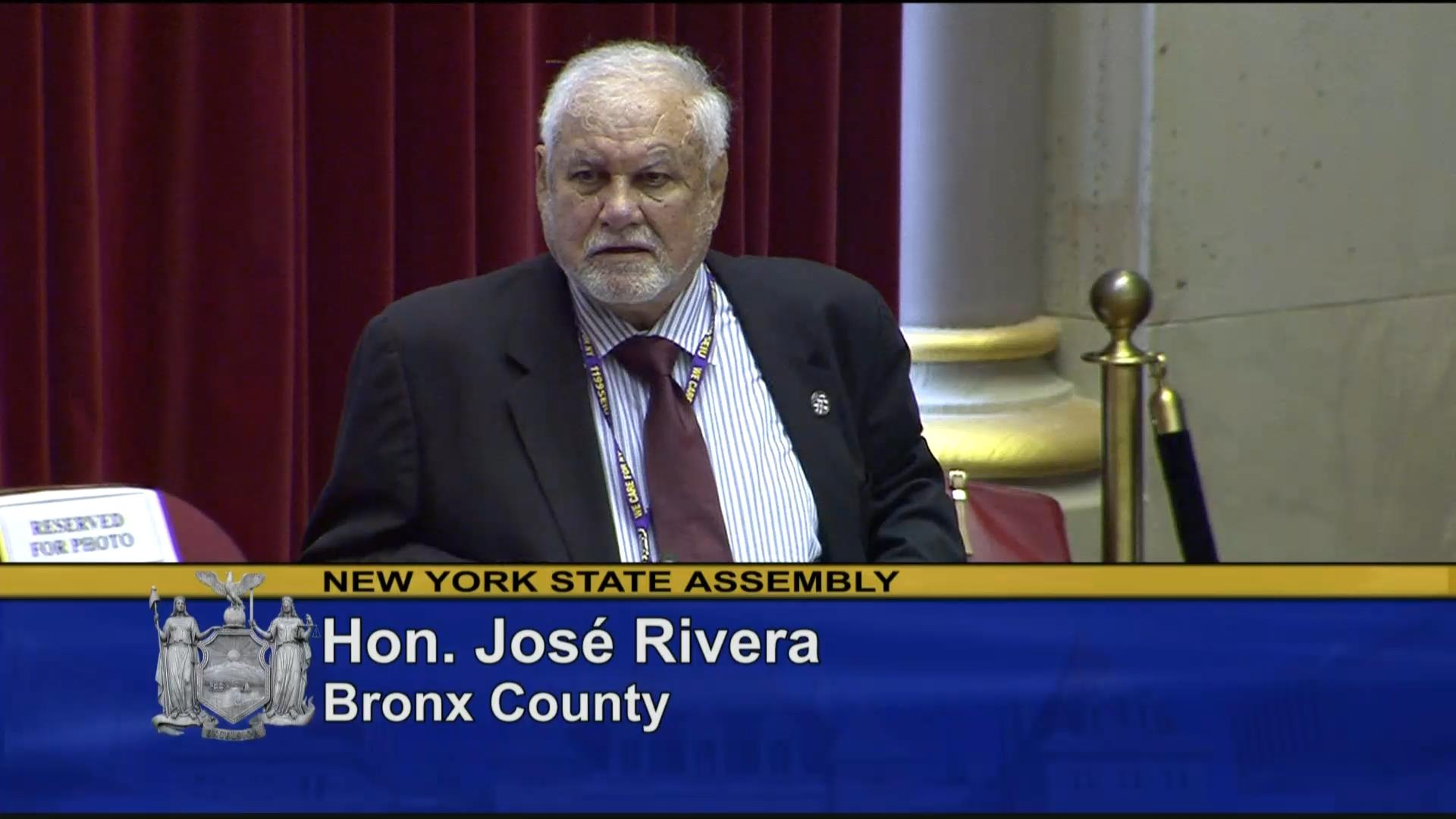 Assemblyman Rivera Fights for New Yorkers with Disabilities