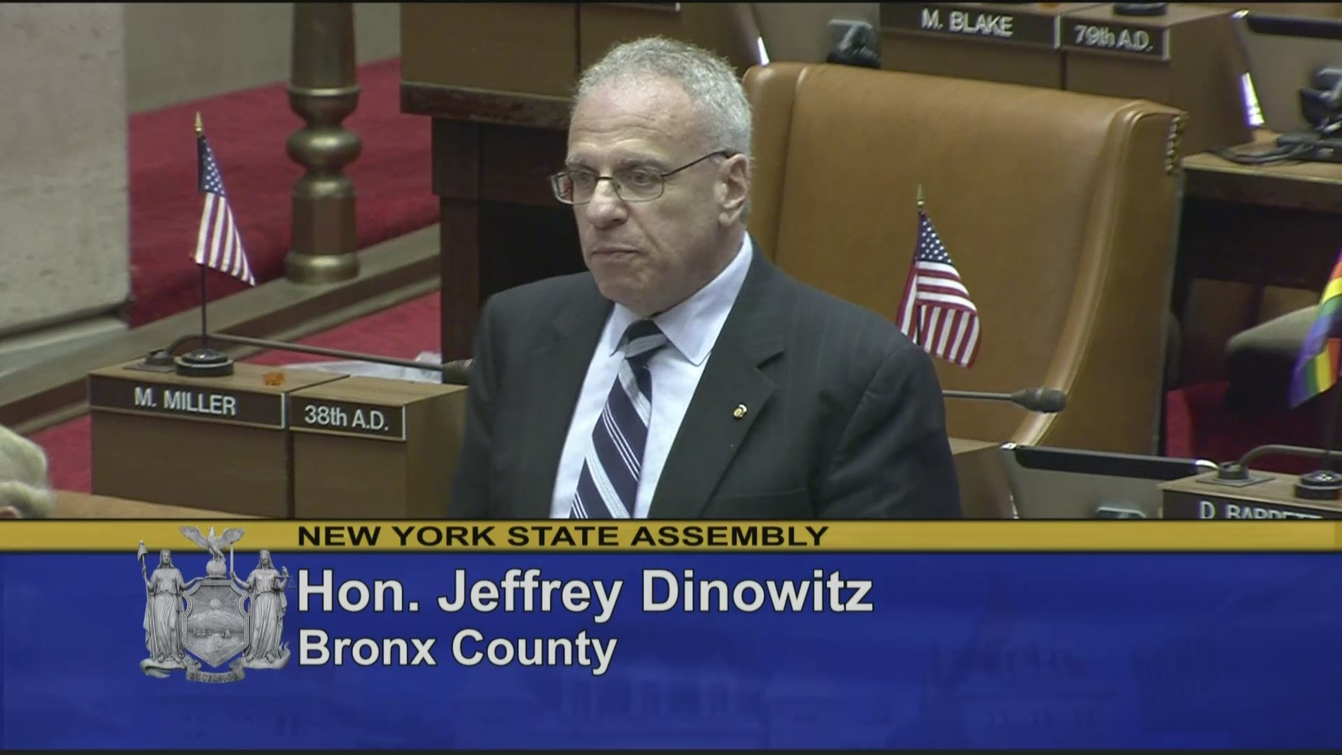 Assemblyman Dinowitz Fights for Rent Stabilization