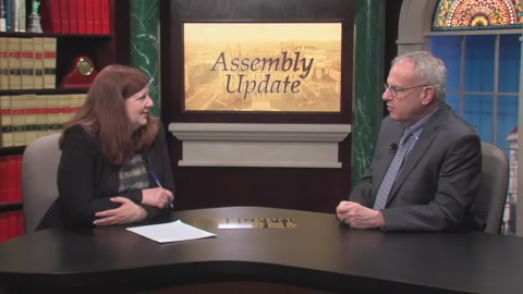 Dinowitz: Legislative Update