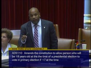 Primary Voting Legislation