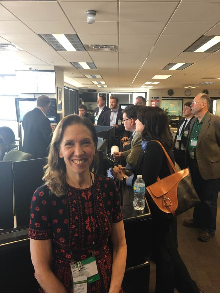 Assemblywoman Amy Paulin traveled to Scottsdale, Arizona to participate in a public service conference. <br />