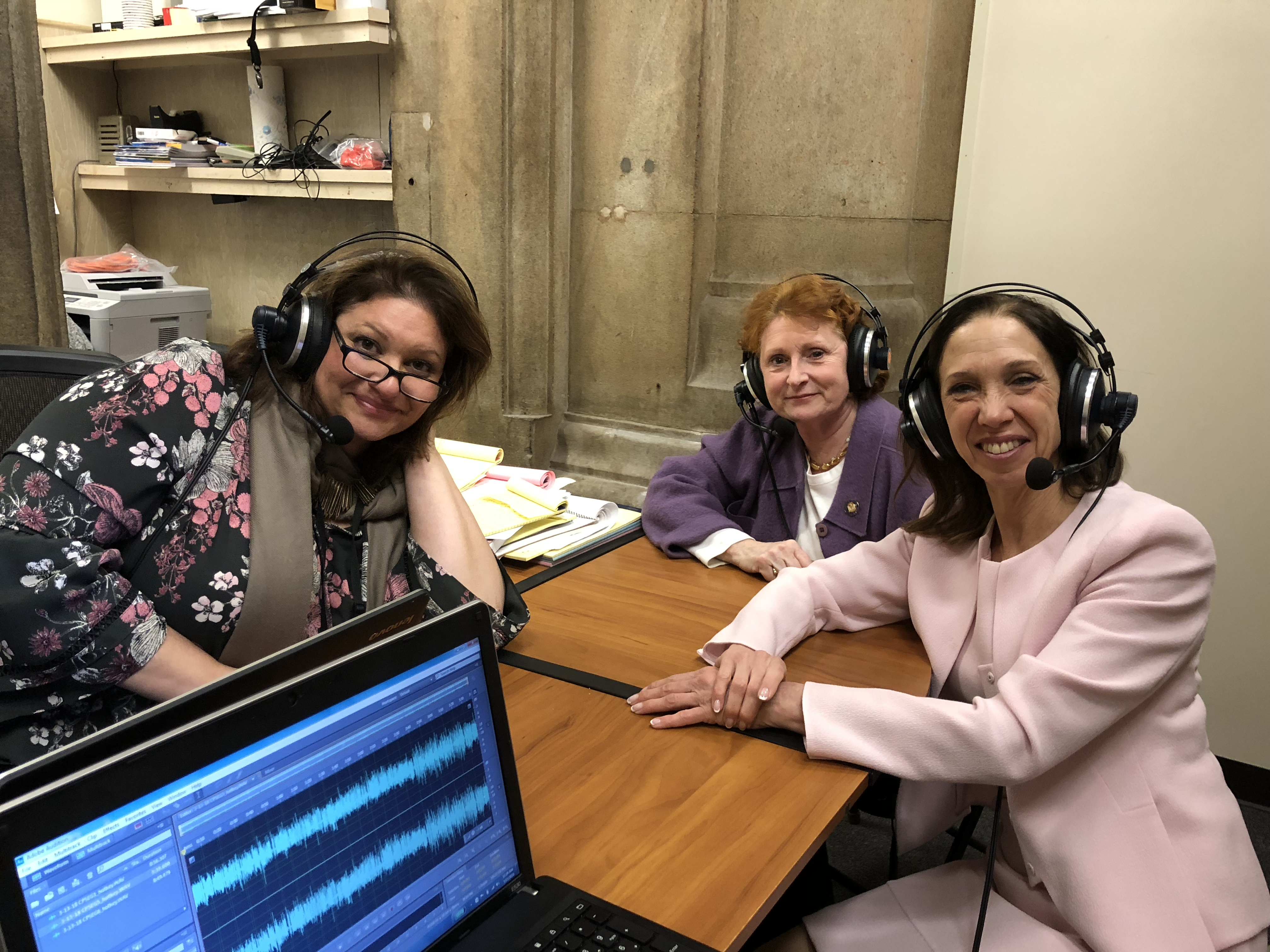 Assemblymembers Amy Paulin and Jo Ann Simon give an interview with Susan Arbetter on The Capitol Pressroom about the #MeToo movement and their efforts around the Open Letter on Sexual Harassment in NY