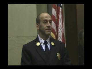 Scarsdale Fire Chief Introduction