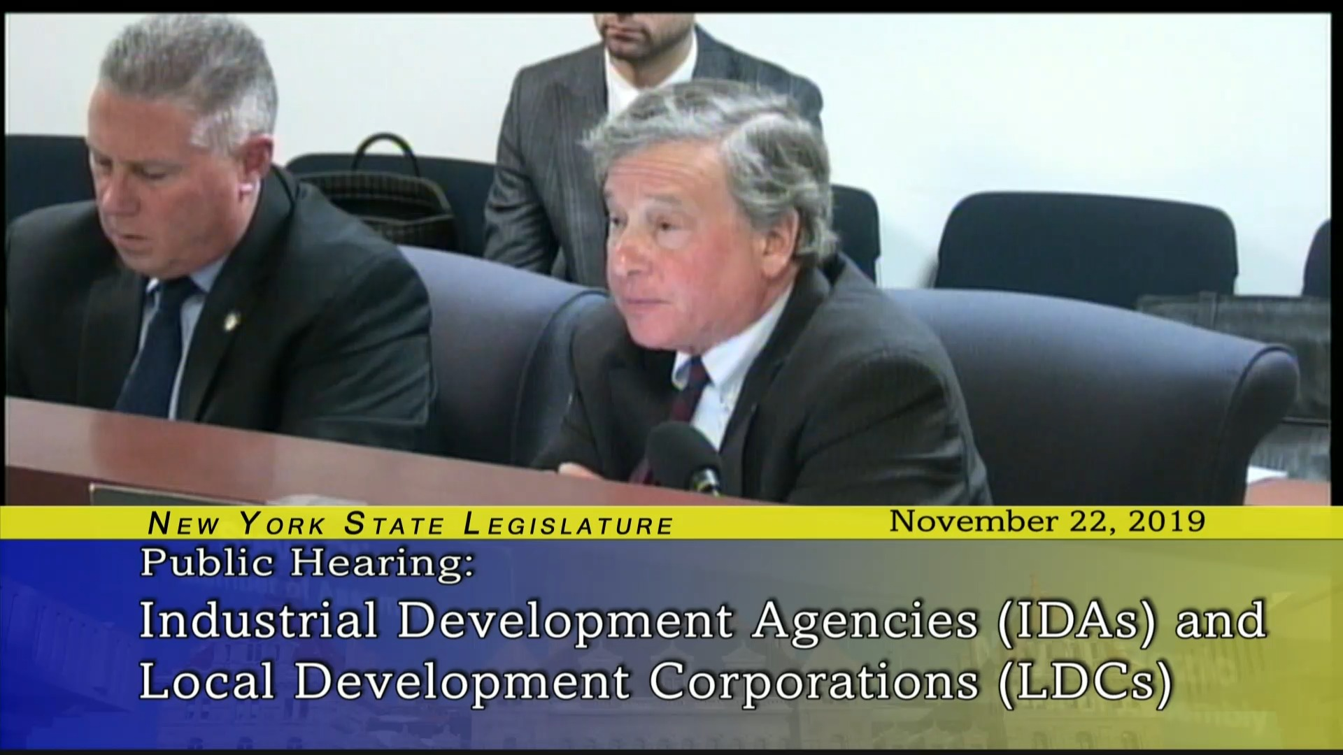 Public Hearing on IDA's and LDC's effectivenesso