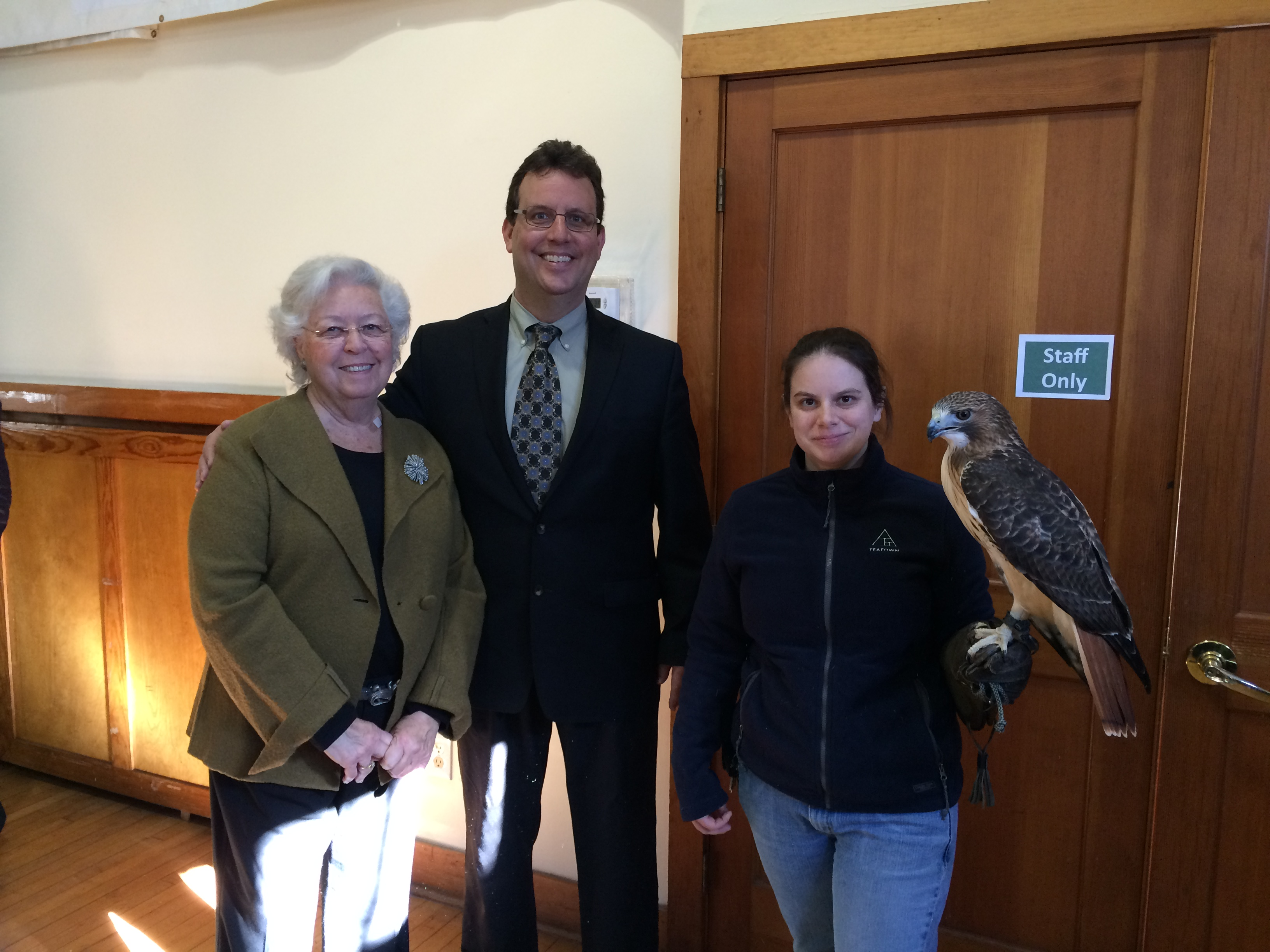 Constituents of the feathered variety are highlighted at Teatown&rsquo;s annual Eaglefest. These neighbors are in need of special attention as we make decisions that affect our environment.<br />&nbsp;