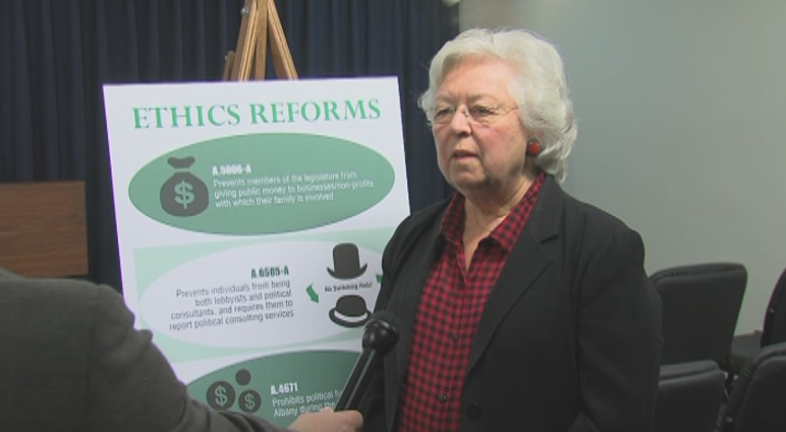 Ethics Reforms