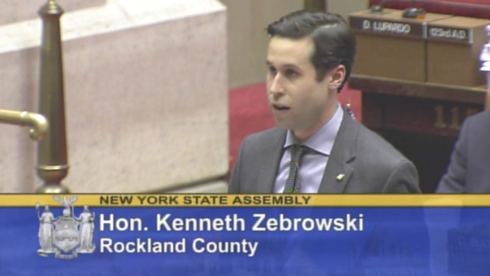 Assemblyman Zebrowski's Statement on the Education Budget