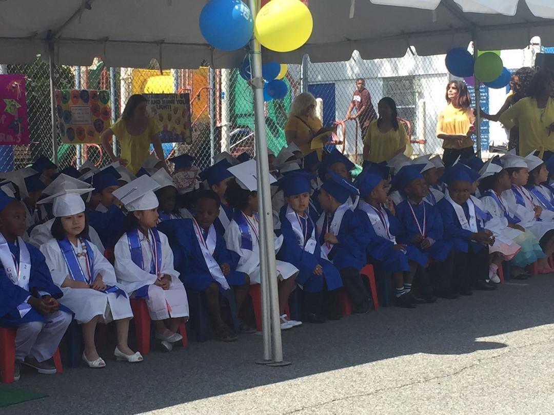 West St. Graduation