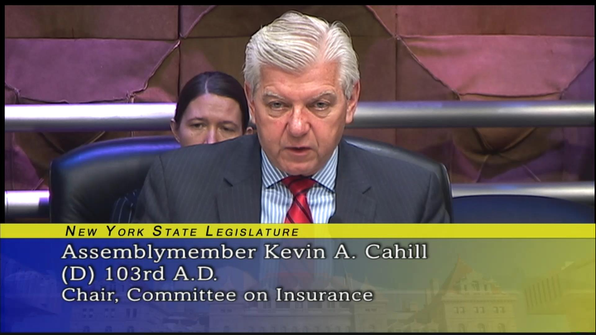 New York State Assembly | Kevin A  Cahill