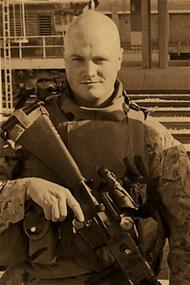 <strong>Remembering U.S. Marine Corps Captain and NYS Trooper John J. McKenna IV</strong><br><em>(March 17, 1976-August 16, 2006)</em>