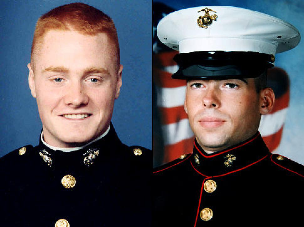 <strong>Remembering 2 Heroic NY Marines 10 Years Later</strong>