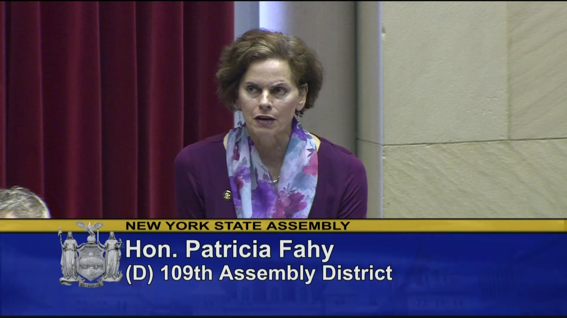 Fahy Fights High Stakes Testing