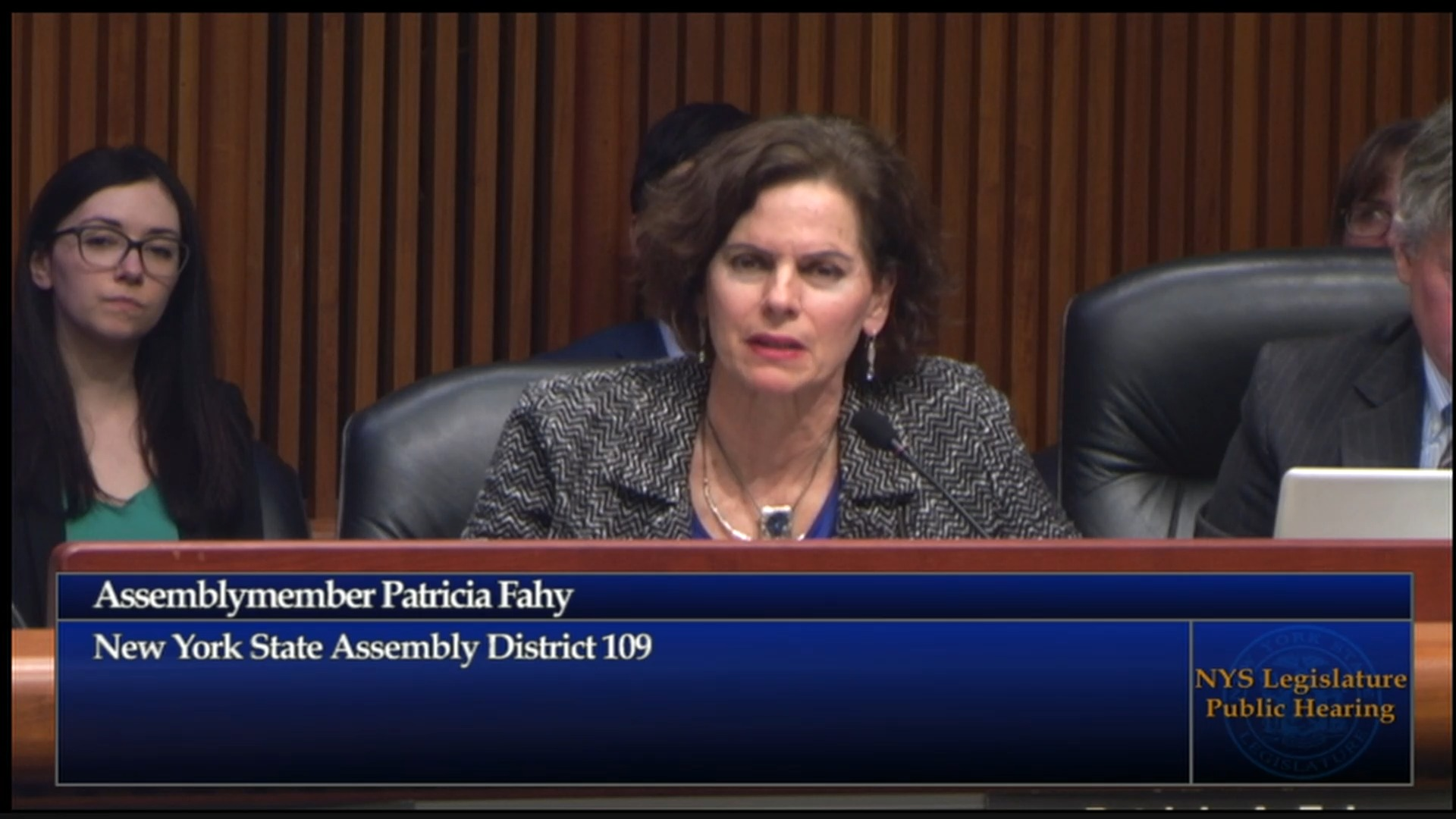 Fahy Advocates to Increase Funding for Upstate Transportation