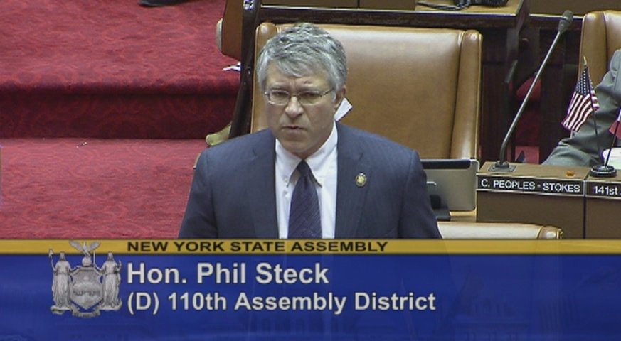 Steck Supports Assembly Reform Bill