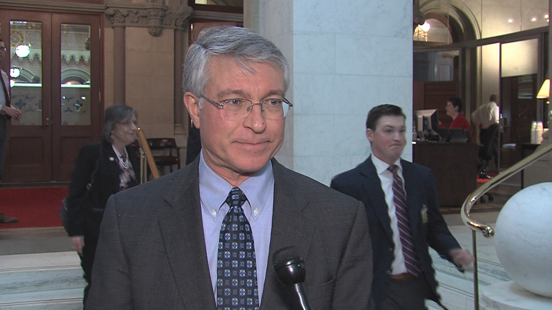 Steck Sponsors Bill to Strengthen Whistleblower Law